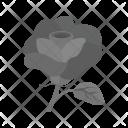 Rose Valentine Propose Icon