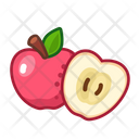 Rose Apple Fruit Healthy Icon