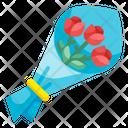 Rose Bouquet Rose Bouquet Icon