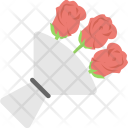 Rose Bouquet Icon
