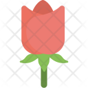 Rose Bud Icon