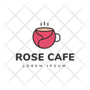 Rose Cafe Icon
