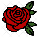 Rose Flower Perfume Icon