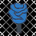 Rose Flower Bloom Icon