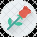 Rosebud Icon