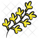 Rosemary Blossom Flower Icon