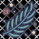 Rosemary Herb Leaf Icon