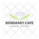 Rosemary Cafe Icon