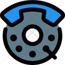 Rotary Rotary Dial Rotary Dial Dial Pad Icon