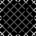 Rotate Refresh Arrow Icon