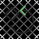 Rotate Degrees Icon