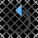 Rotate Left Icon