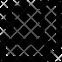 Rotate Vertical Horizontal Icon