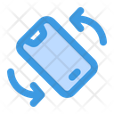Rotate Smartphone Mobile Icon