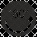 Rotate Rotation Arrow Icon