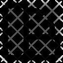 Rotate Rotation Vector Design Icon