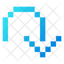 Rotate Paint Arrow Icon