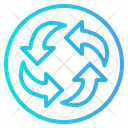 Rotate Arrow Refresh Icon