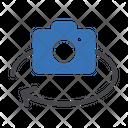 Camera Rotate Ui Icon