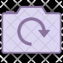 Rotate camera Icon