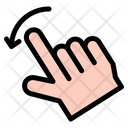 Rotate Right Hand Hands And Gestures Icon