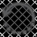 Rotate Tool Design Icon
