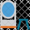Rotating dresser Icon