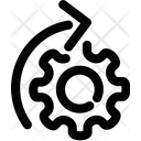 Rotation Refresh Arrow Icon
