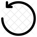 Rotation Arrow Cycle Icon