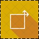 Rotation Adjustment Screen Icon