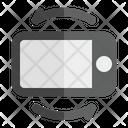 Rotation Screen Mobile Icon