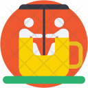 Rotative Cup Icon