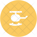 Rotorcraft Helicopter Chopper Icon