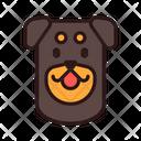 Rottweiler Dog Puppy Icon