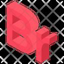 Rouble Rouble Belarus Rouble Symbol Icon