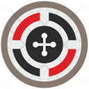 Roulette Risk Gamble Icon