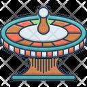 Roulette Casino Roulette Wheel Icon