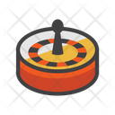Roulette Wheel Roulette Game Wheel Icon