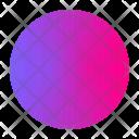 Round Brilliant Bubble Icon