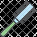 Round Brush Vented Icon