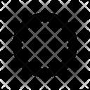 Round Circle Icon Icon