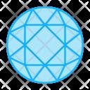 Round Brilliant Icon