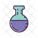 Round Bottom Flask Icon