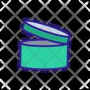 Round Box Icon