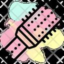 Round Brush Style Icon