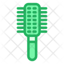 Hair Brush Radial Brush Brush Icon