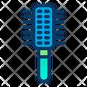 Round Brush Icon