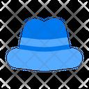 Hat Round Cap Beach Hat Icon