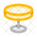 Round Chair Icon