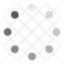 Round Circle Loader Icon